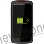 HTC Sensation XE, Accu reparatie