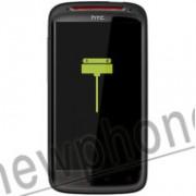 HTC Sensation XE, Connector reparatie