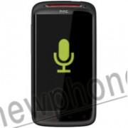 HTC Sensation XE, Microfoon reparatie