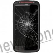 HTC Sensation XE, Touchscreen reparatie