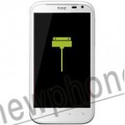 HTC Sensation XL, Connector reparatie