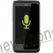 HTC Trophy, Microfoon reparatie