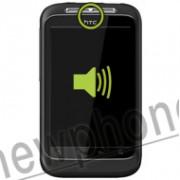 HTC Wildfire S, Ear speaker reparatie