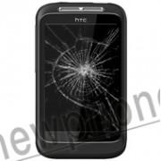 HTC Wildfire S, Touchscreen reparatie