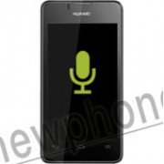 Huawei Ascend G510, Microfoon reparatie