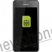 Huawei Ascend G510, Sim slot reparatie
