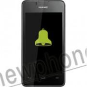 Huawei Ascend G510, Speaker reparatie