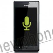 Huawei Ascend P1, Microfoon reparatie