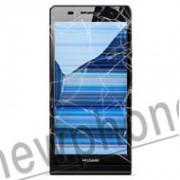 Huawei Ascend P6, Beeldscherm reparatie