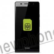 Huawei Ascend P6, Simslot reparatie