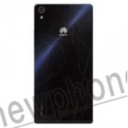 Huawei ascend P7, Back cover reparatie