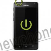 Huawei Ascend Y530, Aan uit knop reparatie