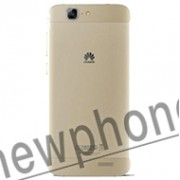 Huawei Ascend G7 back cover reparatie