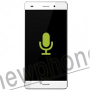 Huawei Ascend P8 lite microfoon reparatie