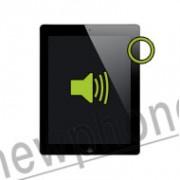 iPad 3, Muteknop/ volumeknop reparatie