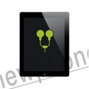 iPad 4, Audio plug reparatie