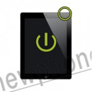 iPad , On/ off button reparatie