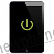 iPad Mini, On/ off button reparatie