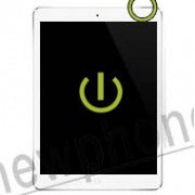 iPad Pro aan uit knop reparatie