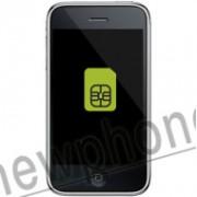 iPhone 3GS, Sim slot. reparatie