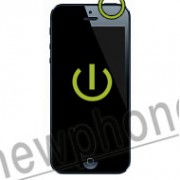 iPhone 5, On / off button reparatie