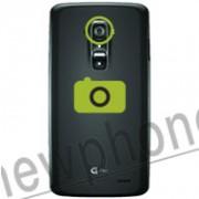 LG G Flex, Back camera vervangen