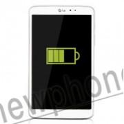 LG Optimus Pad 8.3, Accu / batterij reparatie