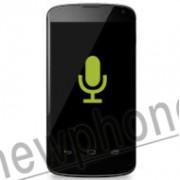 LG Nexus 4, Microfoon reparatie