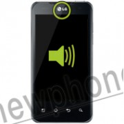 LG Optimus 2x Speed, Ear speaker reparatie