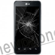 LG Optimus 2x Speed, Touchscreen reparatie