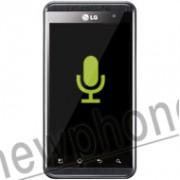 LG Optimus 3D, Microfoon reparatie