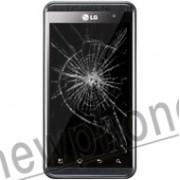 LG Optimus 3D, Touchscreen reparatie