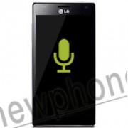 LG Optimus 4X HD, Microfoon reparatie