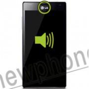 LG Optimus 4X HD, Ear speaker reparatie