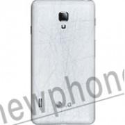 LG Optimus F7, Back cover reparatie