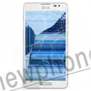 LG Optimus F7, Glas / LCD scherm reparatie