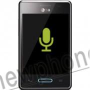 LG Optimus L3 2, Microfoon reparatie