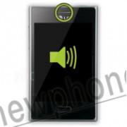 LG Optimus L3, Ear speaker reparatie