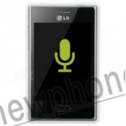 LG Optimus L3, Microfoon reparatie