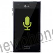 LG Optimus L5, Microfoon reparatie