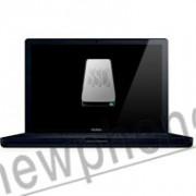 Macbook A1181 SSD geheugen 120GB reparatie