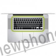 """Macbook A1278 13"""" toetsenbord reparatie"""