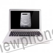 MacBook Air harde schijf 1T reparatie