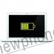 """MacBook A1342 13"""" accu reparatie"""