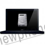 Macbook A1181 harde schijf 500GB reparatie