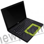 "Macbook A1181 13"" trackpad reparatie"