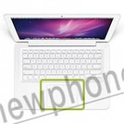 "MacBook A1342 13"" trackpad reparatie"