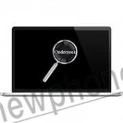 MacBook Pro onderzoek