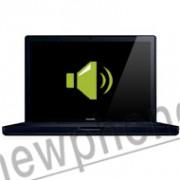 """Macbook A1181 13"""" speaker reparatie"""