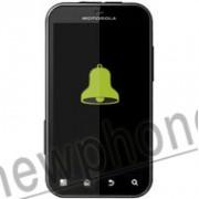 Motorola Defy, Speaker reparatie